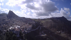 Video Youtube (flying on a cloudy day in Marineo, Sicily)