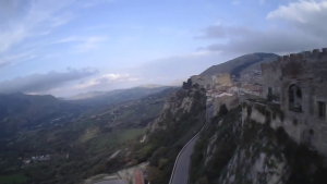 video Youtube (flying with a Tek Sumo in Marineo, Sicily)